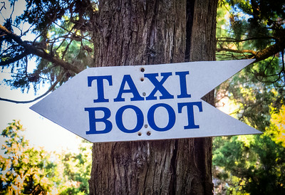 You don't want to miss the last Taxi Boot!