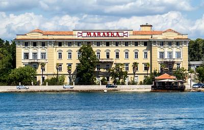 Maraska is some type of Croatian Liquor brand