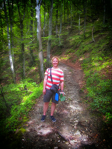Hiking in the Medvednica Nature Park