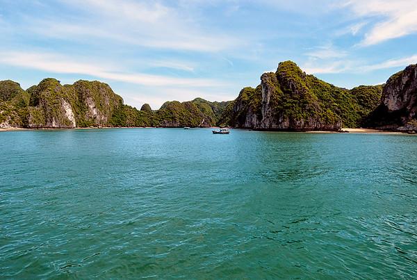 CatBa Island, Vietnam