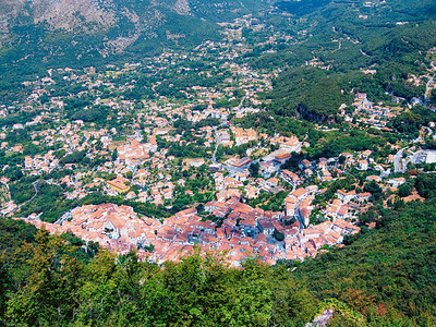 Maratea view from the moutains