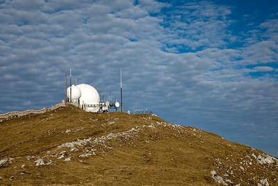 L' observatoire de la Dole