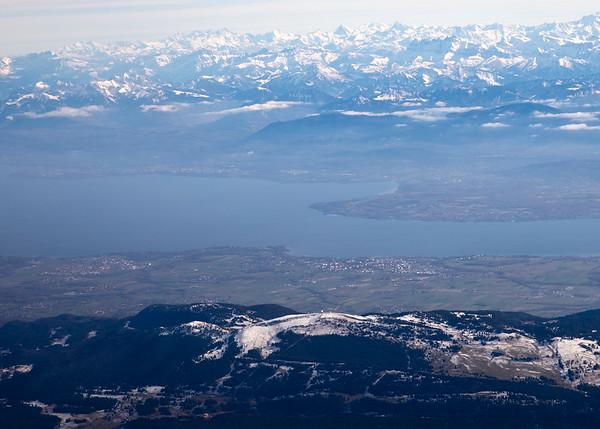 Flying in the Geneva