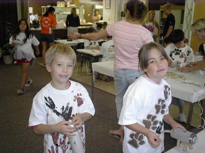 Vacation Bible School 2005