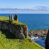 Ruins (obviously):Dunseverick Castle-16th century