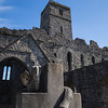 Sligo Abbey-it was closed in the morning when we were heading out of Sligo and on to the Ashford Castle for MY BIRTHDAY!