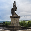King Robert The Bruce-outside of Stirling Castle
