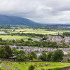 View from Stirling Castle-can you see the river running through the town?