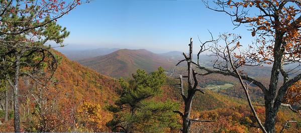 Fall in Appalachia