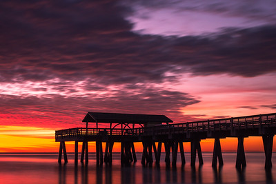 Tybee Island Pier