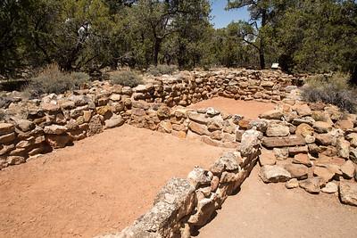 Tusayan Ruins, South Rim