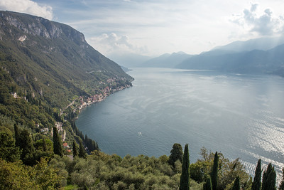 Lake Como View, Castello di Vezio