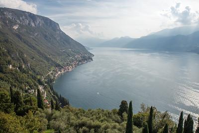 Lake Como View, Castello di Vezio