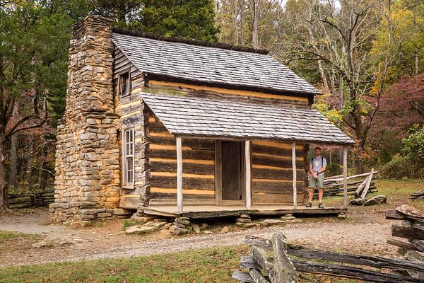 John Oliver Cabin