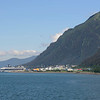 Juneau, Alaska. <br /> Taken from the Star Princess <br /> July 31, 2014