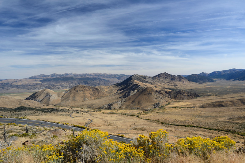 Monitor Pass<br /> CA Highway 89 <br /> Mono County, CA <br /> Oct. 7, 2016
