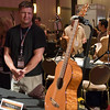 "Brock Poling - this guitar features quilted mahogany from ""The Tree"""