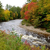 Gale River, Franconia, NH <br /> Oct 1, 2015 <br /> New England Vacation <br /> Sep-Oct 2015