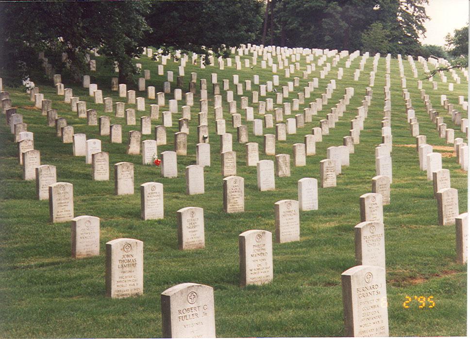 Arlington Natiional Cemetery