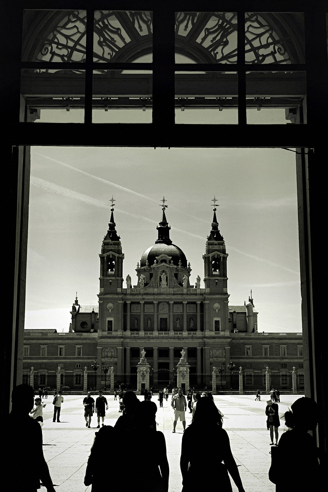 View From The Palacio Real