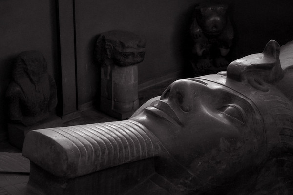 Colossal Statue Of Ramses