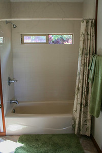 Kolea Cottage bath/shower room