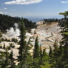 Hike a mile and a half to the Bumpass Hell site.