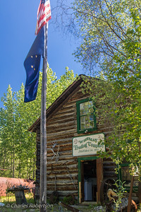 The Wiseman Trading Post.