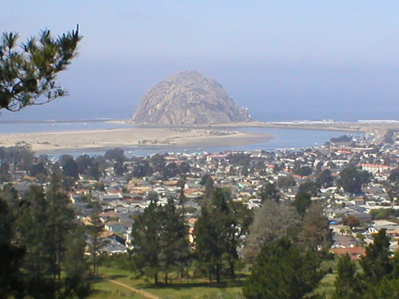 Morro Bay, Morro Rock