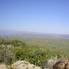 Black Hill Pano 7 of 15 -- Santa Lucia Mountains