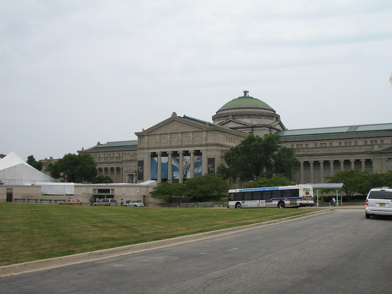 Museum of Science and Industry.