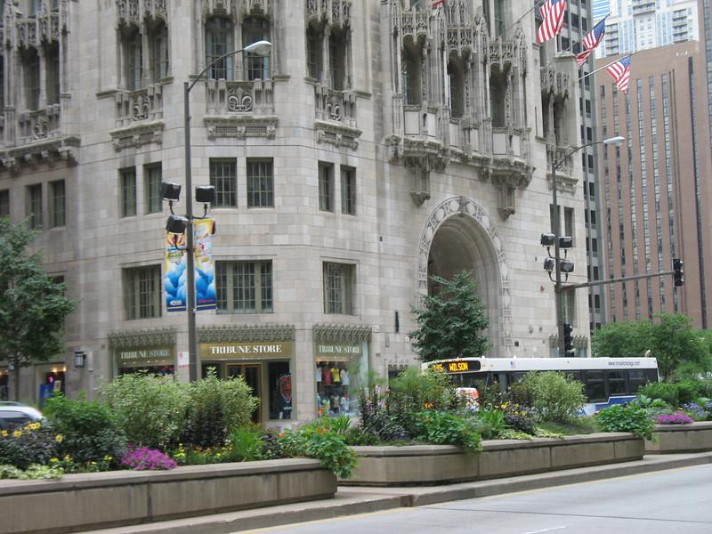 Tribune Building.