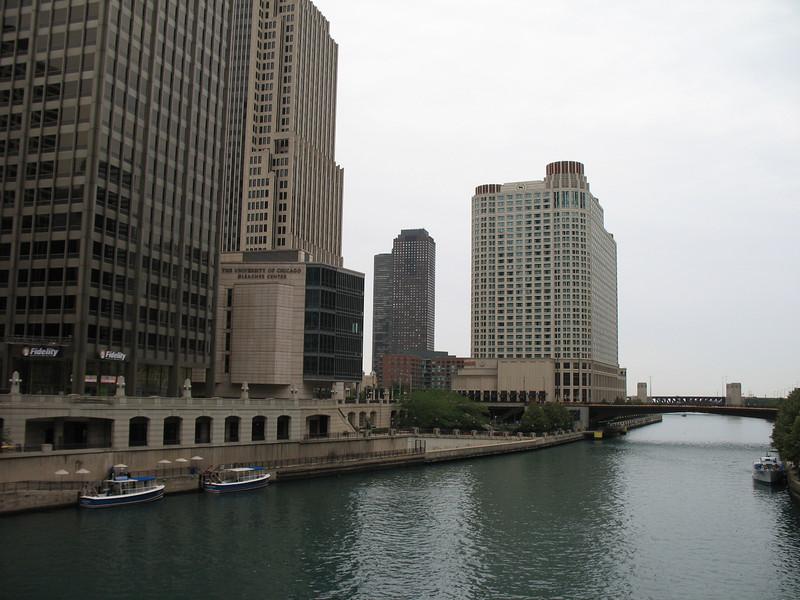 Chicago River.