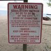 Lake Michigan is a dangerous body of water.