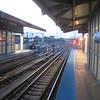 Switchyard at Howard Station.