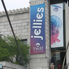 Jellies exhibit sign.