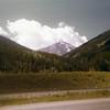 Alpine peak.