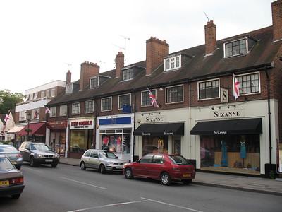 England 2006 - Cobham, Surrey