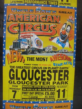 England 2006 - Gloucester