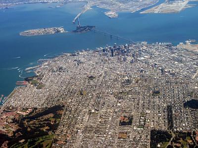 San Francisco, Bay Bridge, Treasure Island