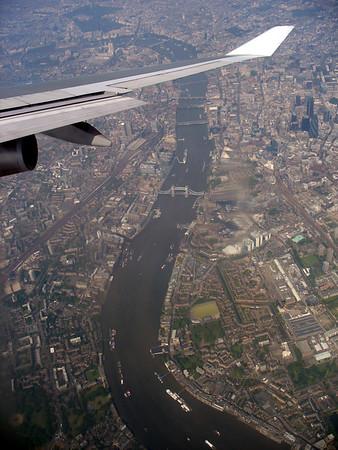 England 2006 - Outbound