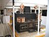 Ship's stove