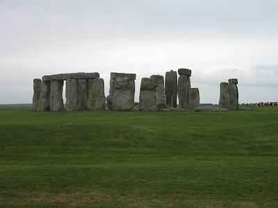 England 2006 - Stonehenge