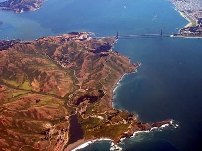 Point Bonita, Golden Gate Bridge