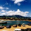 Haleiwa Boat Harbor.