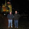 Dan and Dan at Ortakoy