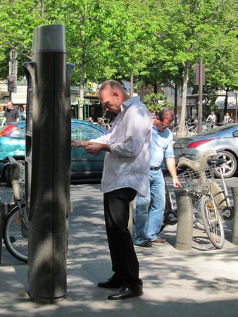 Paris April 2011