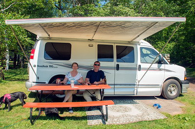 2017 Michigan, Wisconsin, Minnisota, vacation