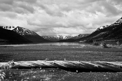 Backroads Multisport Adventure to Alaska. Hiking in the Bear Lake area