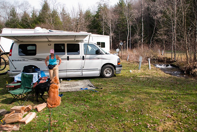 Allegheny Camping